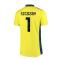 2020-2021 Juventus Adidas Goalkeeper Shirt (Kids) (SZCZESNY 1)