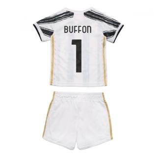 2020-2021 Juventus Adidas Home Baby Kit (BUFFON 1)