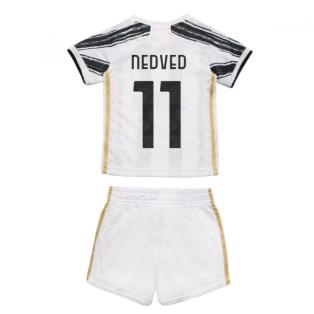 2020-2021 Juventus Adidas Home Baby Kit (NEDVED 11)
