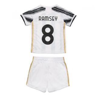 2020-2021 Juventus Adidas Home Baby Kit (RAMSEY 8)