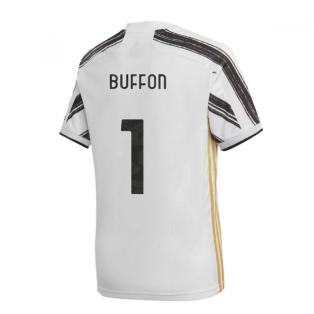 2020-2021 Juventus Adidas Home Football Shirt (BUFFON 1)