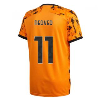2020-2021 Juventus Adidas Third Shirt (Kids) (NEDVED 11)