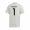 2020-2021 Juventus Adidas Training Tee (Grey) (BUFFON 1)
