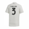 2020-2021 Juventus Adidas Training Tee (Grey) (CHIELLINI 3)