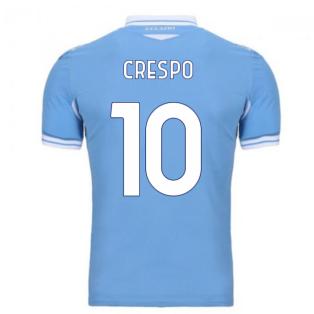 2020-2021 Lazio Home Shirt (Kids) (CRESPO 10)