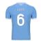 2020-2021 Lazio Home Shirt (Kids) (LUCAS 6)