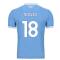 2020-2021 Lazio Home Shirt (NEDVED 18)