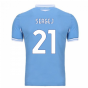 2020-2021 Lazio Home Shirt (SERGEJ 21)