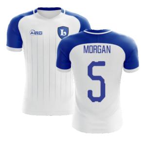 2020-2021 Leicester Away Concept Football Shirt (MORGAN 5)