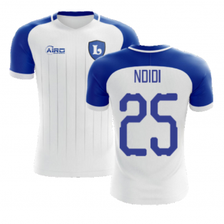 2020-2021 Leicester Away Concept Football Shirt (NDIDI 25)