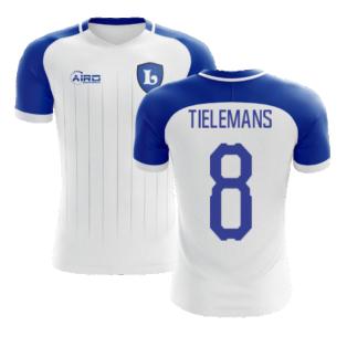 2020-2021 Leicester Away Concept Football Shirt (Tielemans 8)
