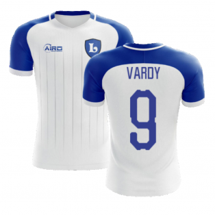 2020-2021 Leicester Away Concept Football Shirt (VARDY 9)