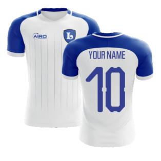 2020-2021 Leicester Away Concept Football Shirt (Your Name)