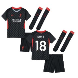2020-2021 Liverpool 3rd Little Boys Mini Kit (KUYT 18)