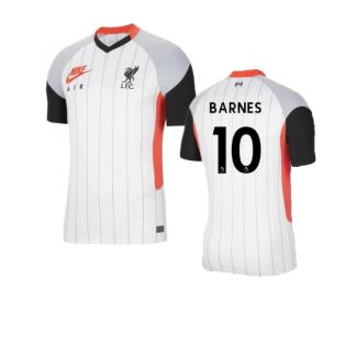2020-2021 Liverpool Air Max Jersey (BARNES 10)
