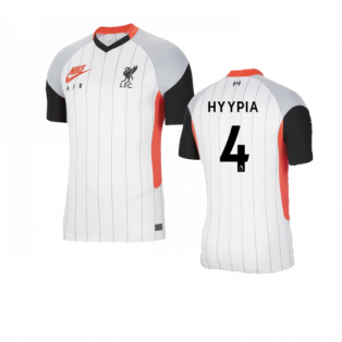 2020-2021 Liverpool Air Max Jersey (HYYPIA 4)