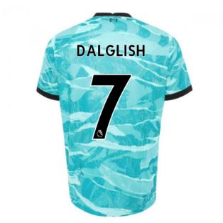 2020-2021 Liverpool Away Shirt (DALGLISH 7)