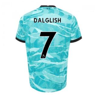 2020-2021 Liverpool Away Shirt (Kids) (DALGLISH 7)