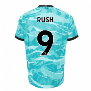 2020-2021 Liverpool Away Shirt (Kids) (RUSH 9)