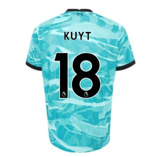2020-2021 Liverpool Away Shirt (KUYT 18)