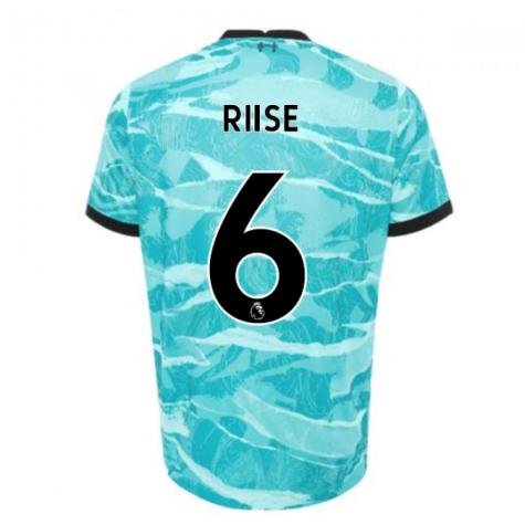 2020-2021 Liverpool Away Shirt (RIISE 6)