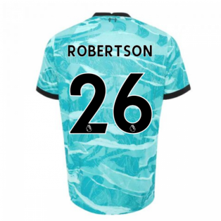 2020-2021 Liverpool Away Shirt (ROBERTSON 26)