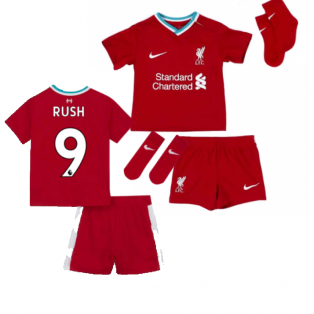 2020-2021 Liverpool Home Nike Baby Kit (RUSH 9)
