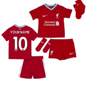 2020-2021 Liverpool Home Nike Baby Kit