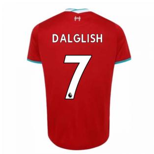 2020-2021 Liverpool Home Shirt (DALGLISH 7)