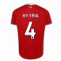 2020-2021 Liverpool Home Shirt (HYYPIA 4)