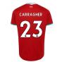 2020-2021 Liverpool Home Shirt (Kids) (CARRAGHER 23)