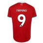 2020-2021 Liverpool Home Shirt (Kids) (FIRMINO 9)