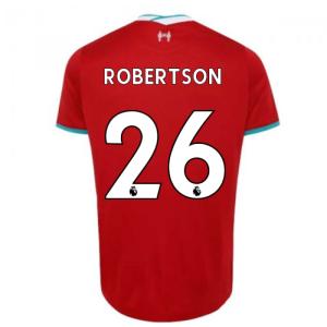 2020-2021 Liverpool Home Shirt (Kids) (ROBERTSON 26)