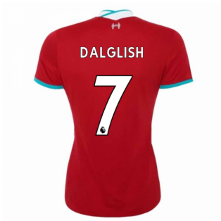 2020-2021 Liverpool Ladies Home Shirt (DALGLISH 7)