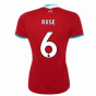 2020-2021 Liverpool Ladies Home Shirt (RIISE 6)