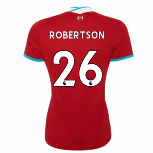 2020-2021 Liverpool Ladies Home Shirt (ROBERTSON 26)