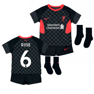 2020-2021 Liverpool Third Baby Kit (RIISE 6)