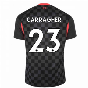 2020-2021 Liverpool Third Shirt (CARRAGHER 23)