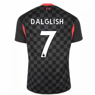 2020-2021 Liverpool Third Shirt (DALGLISH 7)