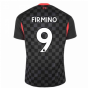 2020-2021 Liverpool Third Shirt (FIRMINO 9)