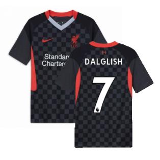 2020-2021 Liverpool Third Shirt (Kids) (DALGLISH 7)