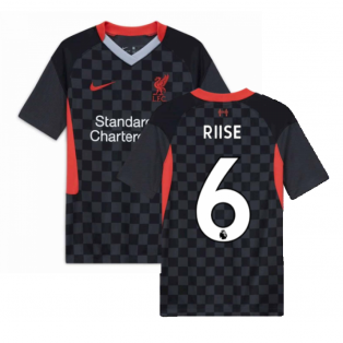 2020-2021 Liverpool Third Shirt (Kids) (RIISE 6)