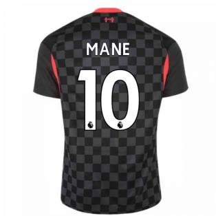 2020-2021 Liverpool Third Shirt (MANE 10)