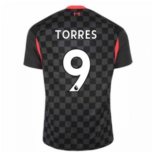 2020-2021 Liverpool Third Shirt (TORRES 9)