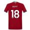 2020-2021 Liverpool Vapor Home Shirt (Kids) (KUYT 18)