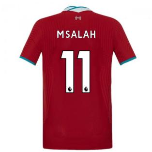 2020-2021 Liverpool Vapor Home Shirt (Kids) (M.SALAH 11)