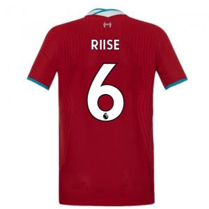 2020-2021 Liverpool Vapor Home Shirt (Kids) (RIISE 6)