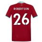 2020-2021 Liverpool Vapor Home Shirt (Kids) (ROBERTSON 26)