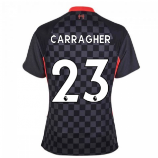 2020-2021 Liverpool Womens 3rd Shirt (CARRAGHER 23)