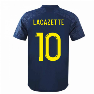 2020-2021 Lyon Third Shirt (Kids) (LACAZETTE 10)